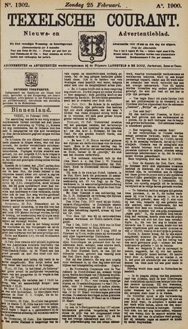 Texelsche Courant 1900-02-25
