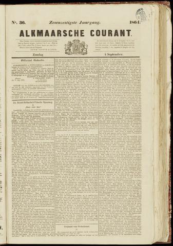 Alkmaarsche Courant 1864-09-04