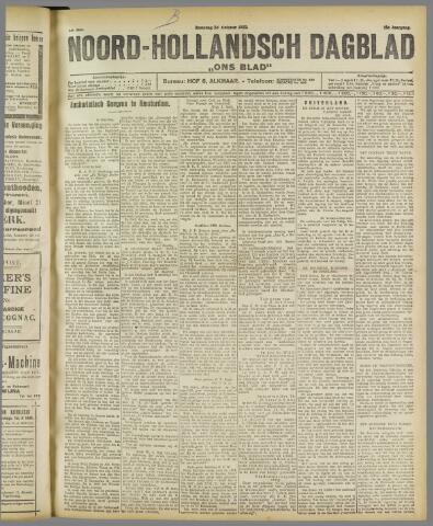 Ons Blad : katholiek nieuwsblad voor N-H 1922-10-23