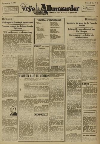 De Vrije Alkmaarder 1947-06-06
