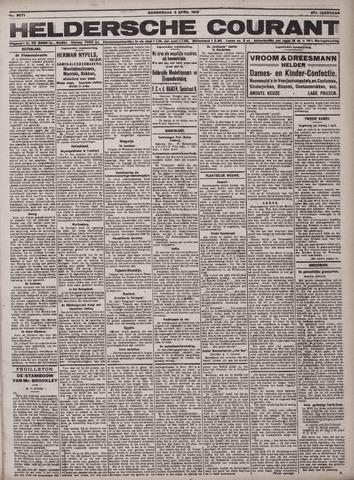 Heldersche Courant 1919-04-03
