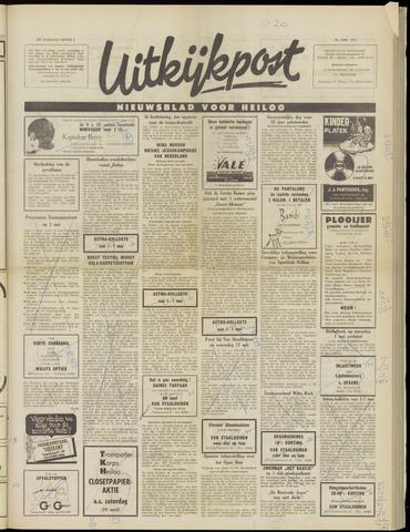 Uitkijkpost : nieuwsblad voor Heiloo e.o. 1972-04-26