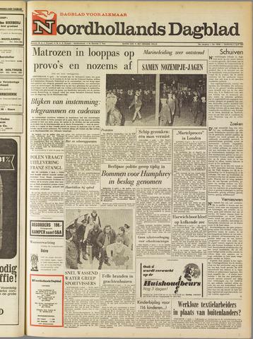 Noordhollands Dagblad : dagblad voor Alkmaar en omgeving 1967-04-06
