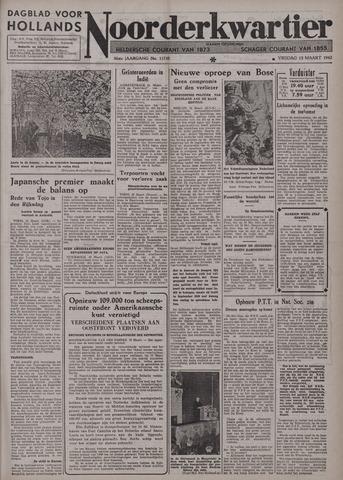 Dagblad voor Hollands Noorderkwartier 1942-03-13
