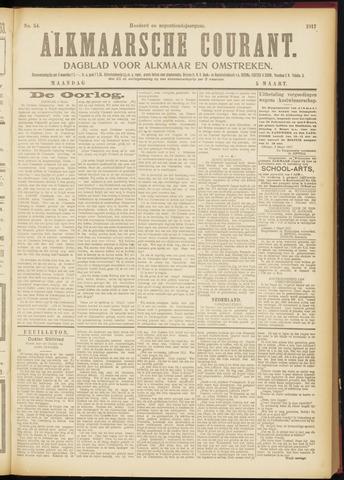 Alkmaarsche Courant 1917-03-05