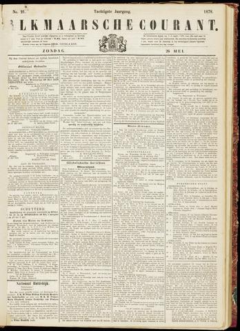 Alkmaarsche Courant 1878-05-26