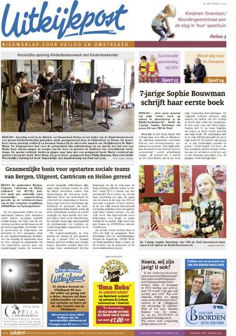 Uitkijkpost : nieuwsblad voor Heiloo e.o. 2014-10-08