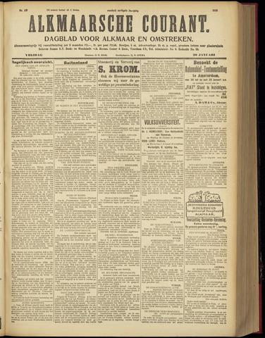 Alkmaarsche Courant 1928-01-20