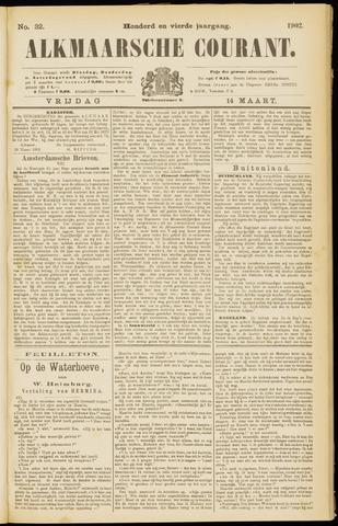 Alkmaarsche Courant 1902-03-14