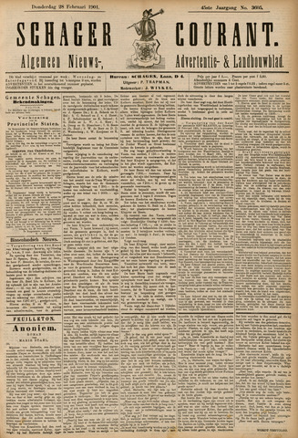 Schager Courant 1901-02-28