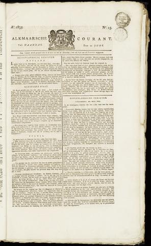 Alkmaarsche Courant 1835-06-22