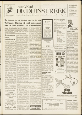 De Duinstreek 1970-08-20
