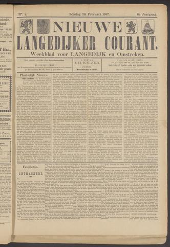 Nieuwe Langedijker Courant 1897-02-28