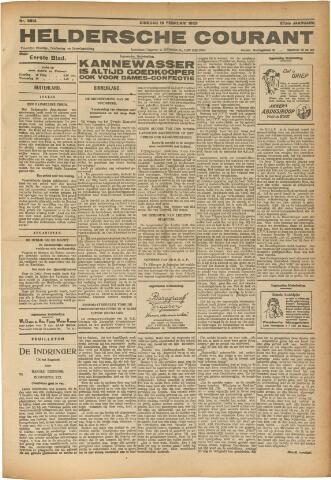 Heldersche Courant 1929-02-19