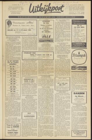 Uitkijkpost : nieuwsblad voor Heiloo e.o. 1969-01-15