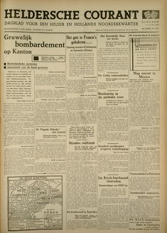 Heldersche Courant 1938-06-07