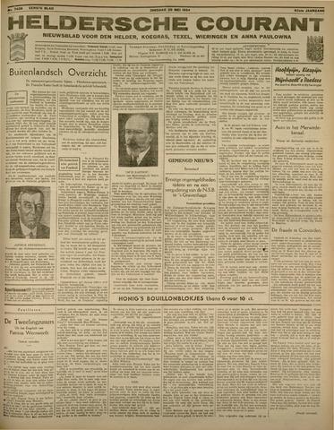 Heldersche Courant 1934-05-29