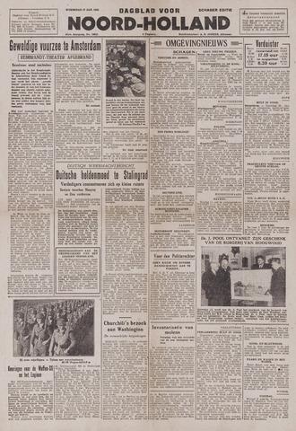 Dagblad Noord-Holland, Schager editie 1943-01-27