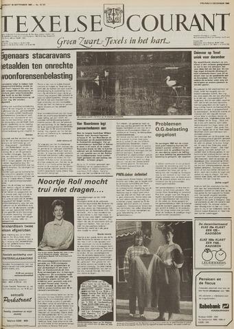 Texelsche Courant 1986-12-05