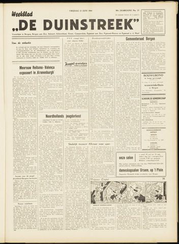 De Duinstreek 1964-06-12