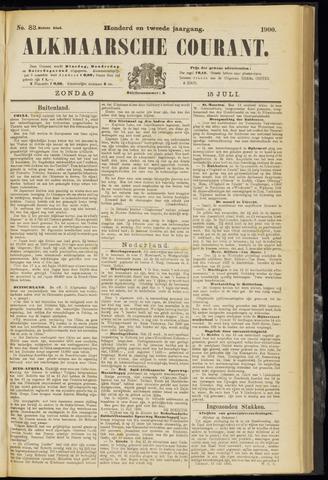 Alkmaarsche Courant 1900-07-15