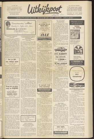 Uitkijkpost : nieuwsblad voor Heiloo e.o. 1969-04-16