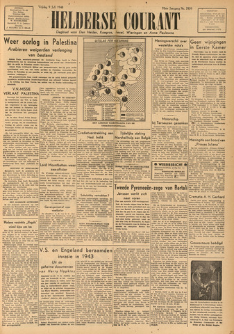 Heldersche Courant 1948-07-09