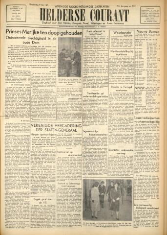 Heldersche Courant 1947-10-09