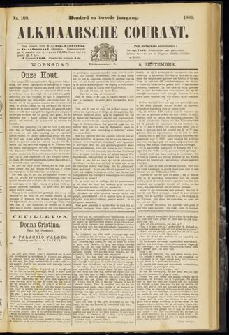Alkmaarsche Courant 1900-09-05