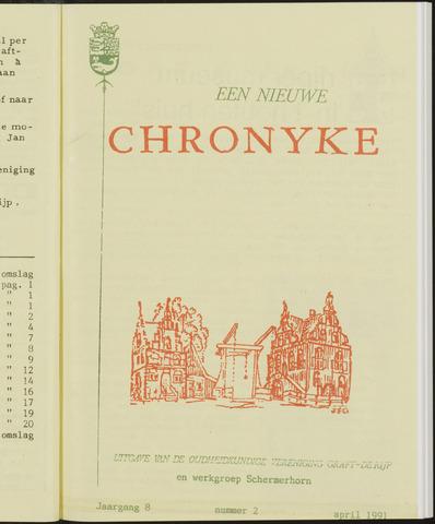 Een Nieuwe Chronyke van het Schermereiland 1991-04-01