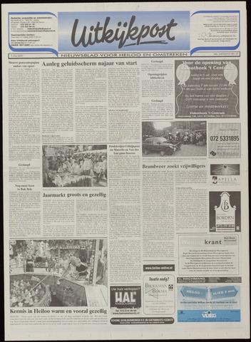 Uitkijkpost : nieuwsblad voor Heiloo e.o. 2001-07-04