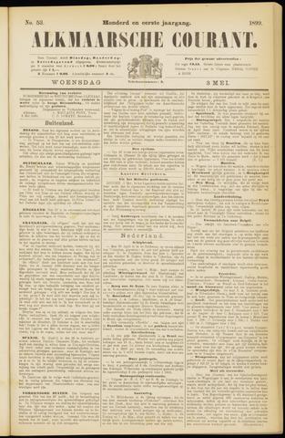 Alkmaarsche Courant 1899-05-03