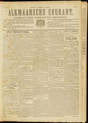 Alkmaarsche Courant 1918-01-02