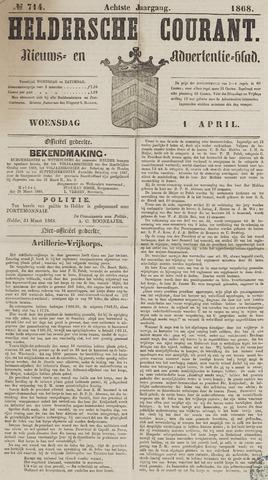 Heldersche Courant 1868-04-01