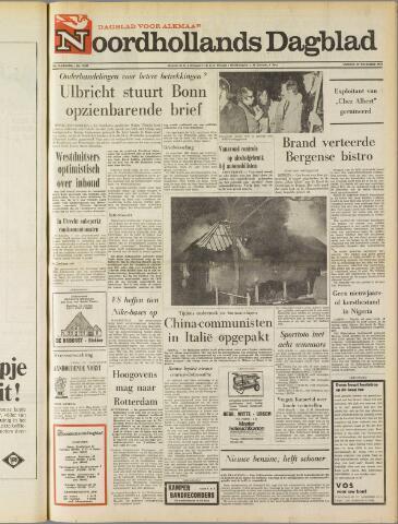 Noordhollands Dagblad : dagblad voor Alkmaar en omgeving 1969-12-19