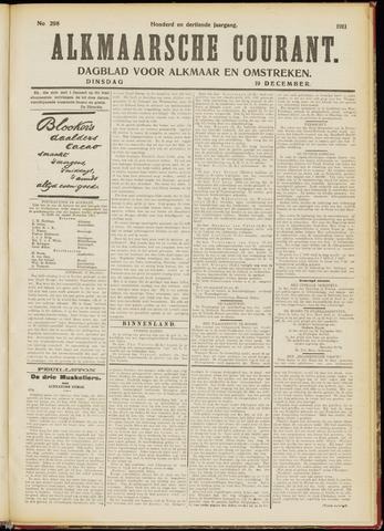 Alkmaarsche Courant 1911-12-19