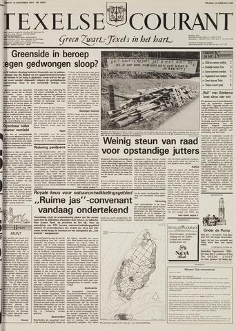 Texelsche Courant 1995-02-24