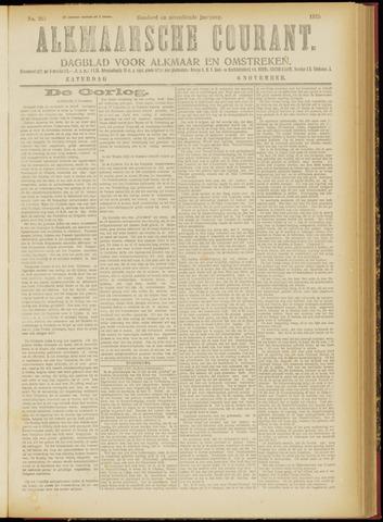 Alkmaarsche Courant 1915-11-06