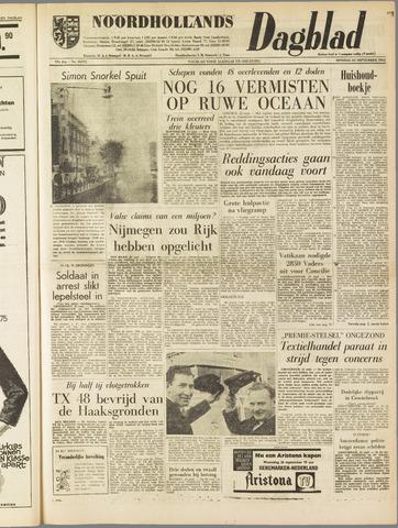 Noordhollands Dagblad : dagblad voor Alkmaar en omgeving 1962-09-25