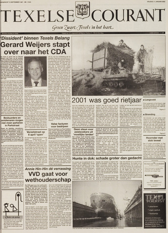 Texelsche Courant 2002-01-11