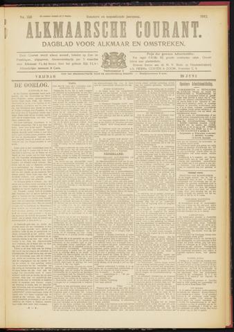 Alkmaarsche Courant 1917-06-29