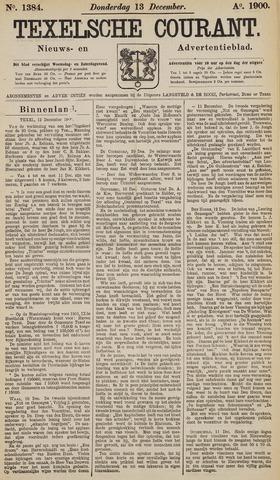 Texelsche Courant 1900-12-13