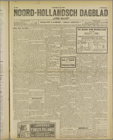 Ons Blad : katholiek nieuwsblad voor N-H 1922-06-21