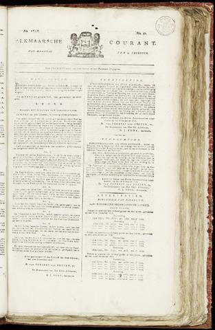 Alkmaarsche Courant 1818-12-14