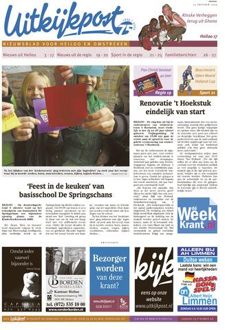 Uitkijkpost : nieuwsblad voor Heiloo e.o. 2009-10-14