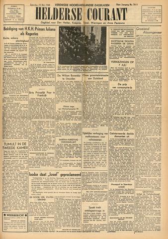 Heldersche Courant 1948-05-15