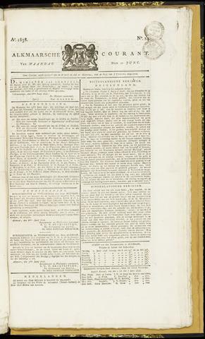 Alkmaarsche Courant 1838-06-11