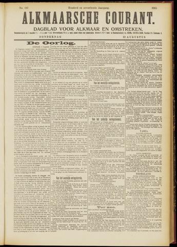 Alkmaarsche Courant 1915-08-12