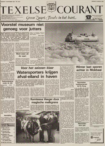 Texelsche Courant 1996-01-09