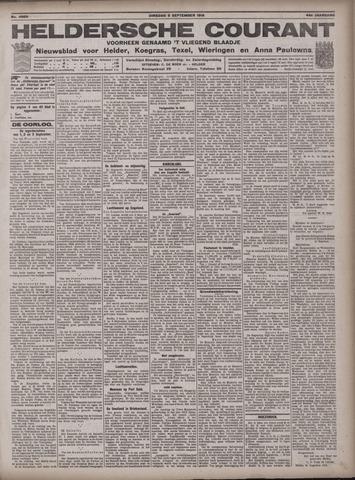 Heldersche Courant 1916-09-05
